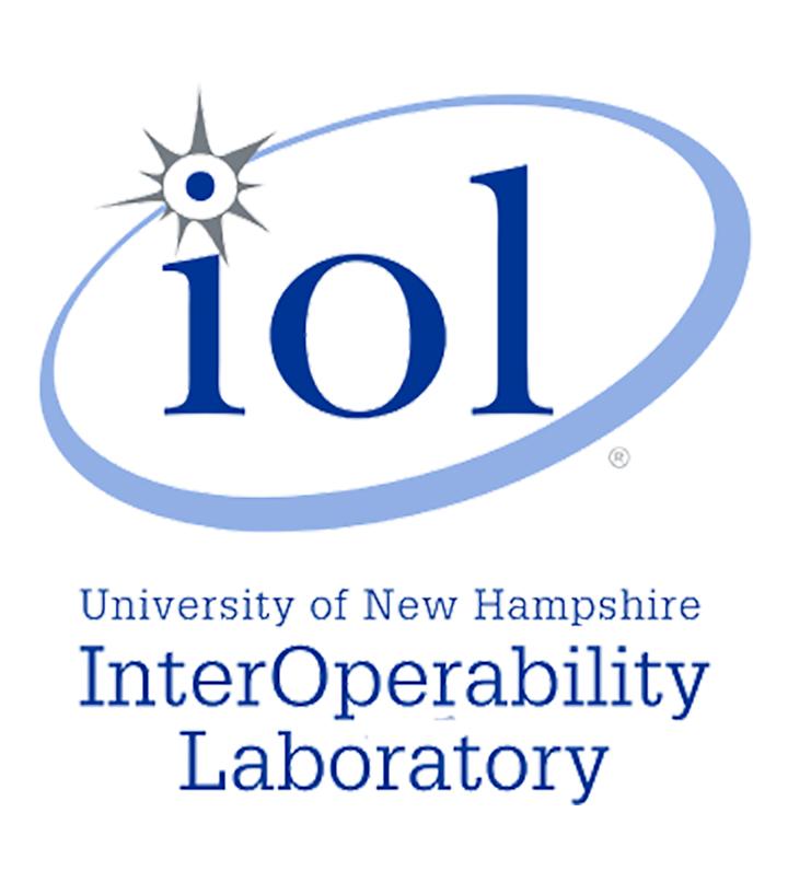 UNH IOL logo