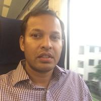 Portrait of Kishore Racherla, Broadcom